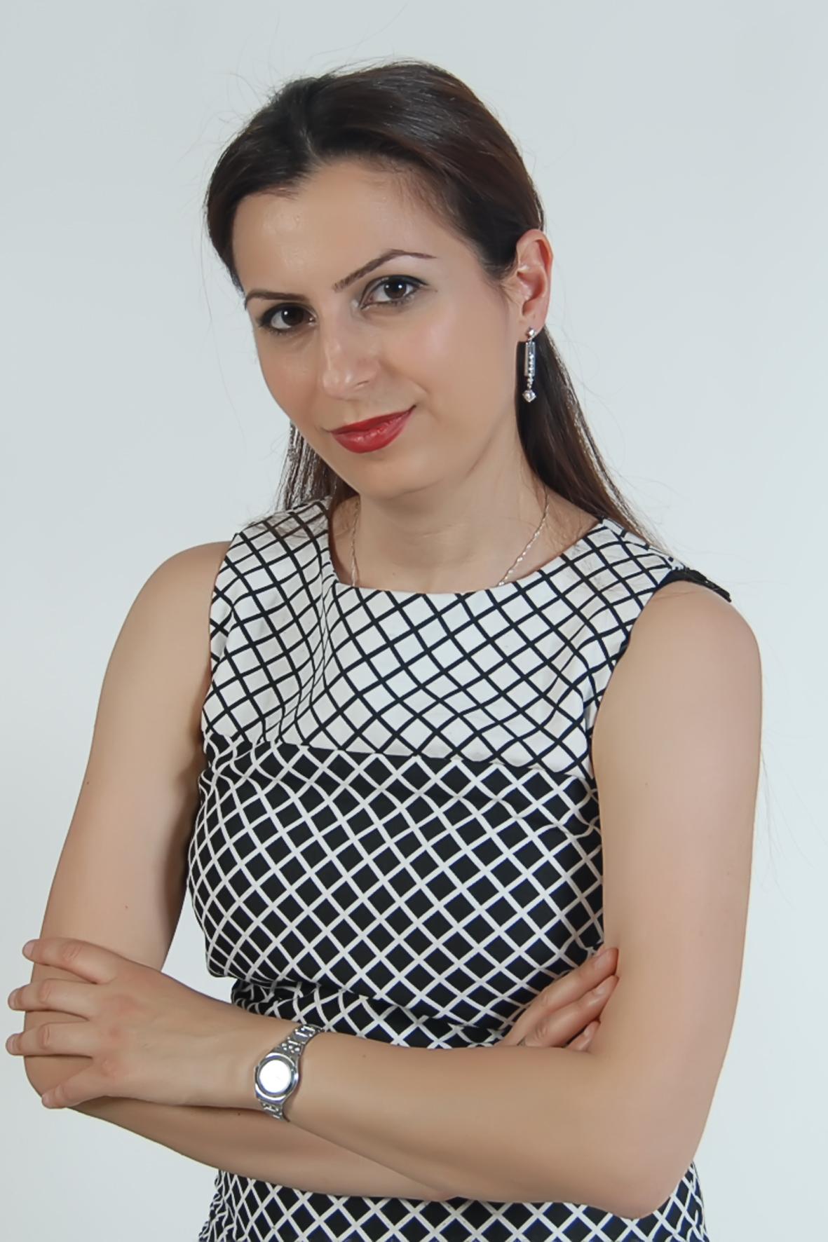 Portraitfoto Ani Aghabekyan